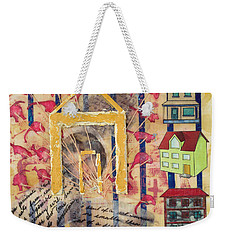 Rats In Rats Out #3 Weekender Tote Bag