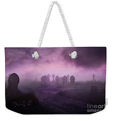 Rave In The Grave Weekender Tote Bag