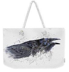 Raven 2 Weekender Tote Bag