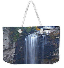 Raven Cliff Falls #2 Weekender Tote Bag by Alan Lenk