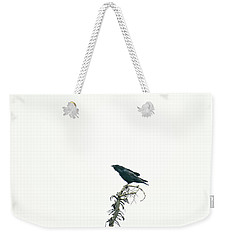 Raven, Hurricane Ridge Weekender Tote Bag