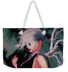 Raven Iv Weekender Tote Bag