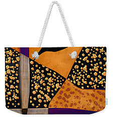 Raven Paints Light Weekender Tote Bag