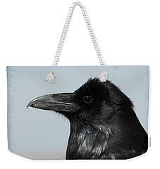 Raven Profile Weekender Tote Bag