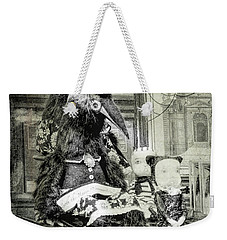 Ravens For Halloween Weekender Tote Bag