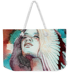 Ravensara Weekender Tote Bag