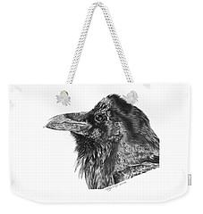 Ravenscroft The Raven Weekender Tote Bag by Abbey Noelle