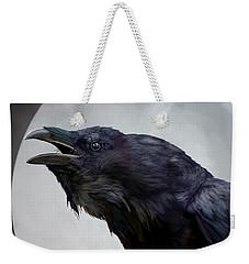 Ravensong Weekender Tote Bag