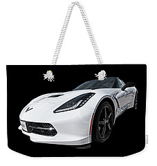 Ray Of Light - Corvette Stingray Weekender Tote Bag