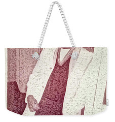 Ray Photocopy Filter 24 Percent Weekender Tote Bag