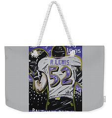 Ray Ray Weekender Tote Bag