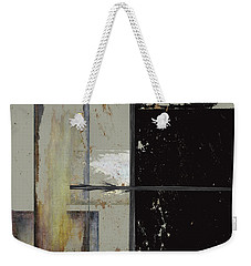 Re Stacked Weekender Tote Bag by Kandy Hurley