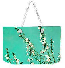 Reach - Botanical Wall Art Weekender Tote Bag by Melanie Alexandra Price