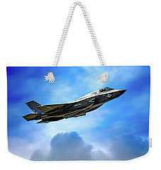Reach For The Skies Weekender Tote Bag