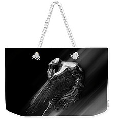 Weekender Tote Bag featuring the photograph Reach For The Stars by Rebecca Cozart