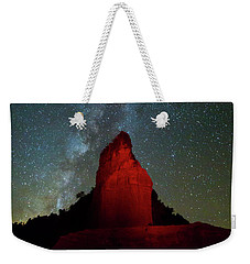 Weekender Tote Bag featuring the photograph Reach For The Stars by Stephen Stookey