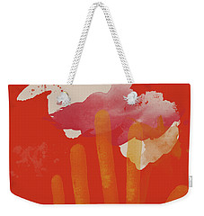 Reach For Your Dreams Weekender Tote Bag