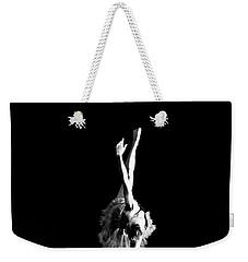 Reaching Ballerina Weekender Tote Bag