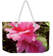 Reaching For The Sky Wild Rose Weekender Tote Bag
