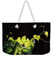 Reaching Grape Vine Weekender Tote Bag