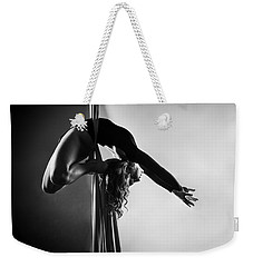 Reaching Light Weekender Tote Bag