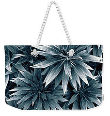 Weekender Tote Bag featuring the photograph Reaching Out by Wayne Sherriff