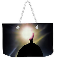 Reaching The Light Weekender Tote Bag