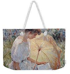 Sunny Day Weekender Tote Bag by Pierre Van Dijk