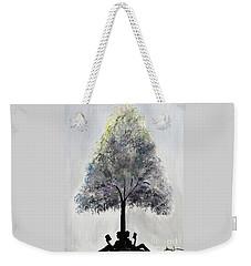 Reading Tree Weekender Tote Bag