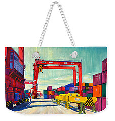 Ready And Able Weekender Tote Bag