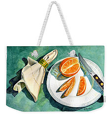 Ready For A Snack Weekender Tote Bag