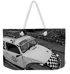 Ready For A Trip Weekender Tote Bag