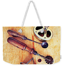 Ready For Baking Weekender Tote Bag