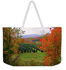 Ready For Christmas Weekender Tote Bag by Dale R Carlson