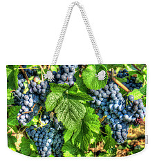 Weekender Tote Bag featuring the photograph Ready For Harvest by Alan Toepfer