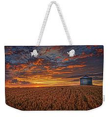 Ready For Harvest Weekender Tote Bag