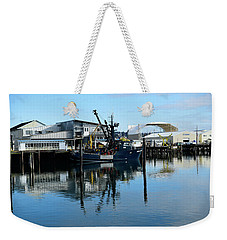 Ready For Launch Weekender Tote Bag