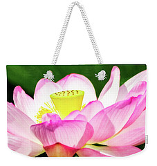 Ready For My Closeup Weekender Tote Bag