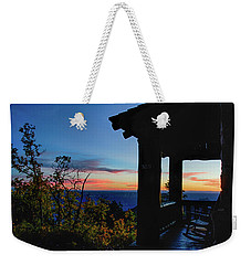 Ready For Sunset Weekender Tote Bag