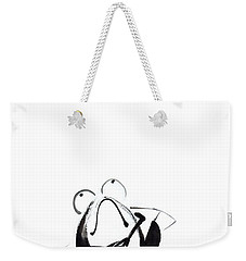 Ready For The Moment Weekender Tote Bag