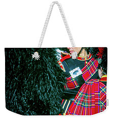 Weekender Tote Bag featuring the photograph Ready For The Parade by Samuel M Purvis III