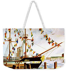 Ready The Celebration Weekender Tote Bag