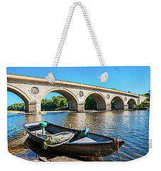 Ready To Cast Off Weekender Tote Bag