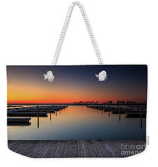 Ready To Dock Weekender Tote Bag