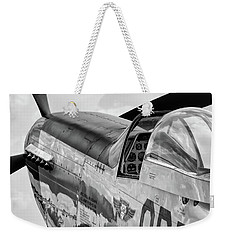 Ready To Fight Weekender Tote Bag