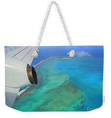 Ready To Land Weekender Tote Bag by Anne Gordon