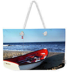 Ready To Row Weekender Tote Bag