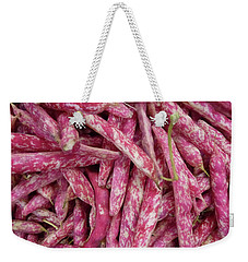 Ready To Shell Beans Weekender Tote Bag