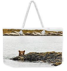 Ready To Swim Weekender Tote Bag