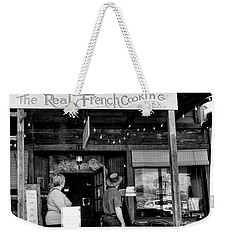 Real French Cooking Louisiana Restaurant  Weekender Tote Bag